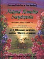 Natural Remedies Encyclopedia low cost free shipping