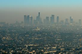 Air pollution and smog affect elderly health