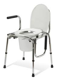 home health physical therapy bathroom equipment drop arm commode