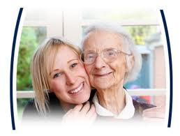 Home health staff and professions provide quality care to elderly in their homes