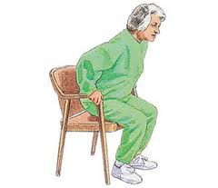 patients and caregivers can learn how to do a sit to stand transfer safely and effectively